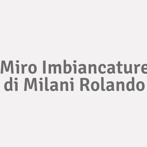 MI.RO. IMBIANCATURE DI MILANI ROLANDO