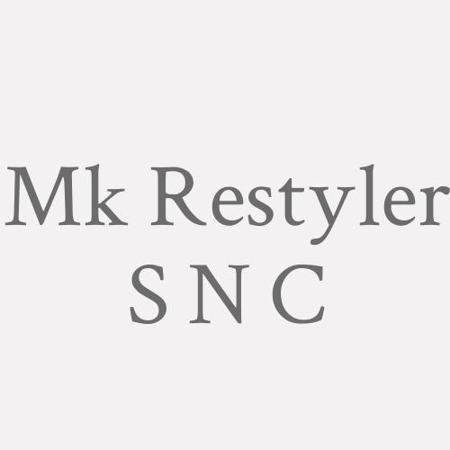 Mk Restyler S N C