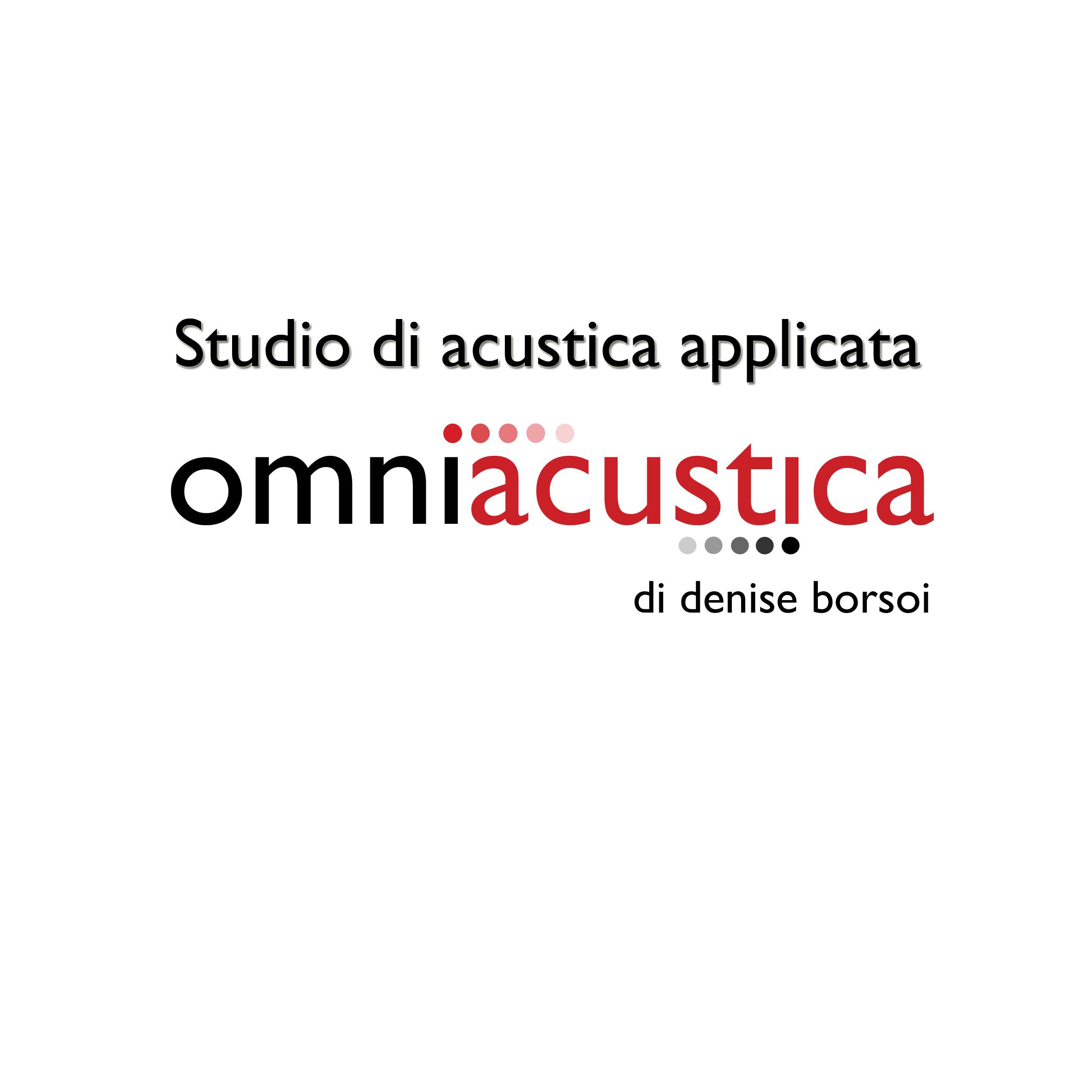 Omniacustica Di Denise Borsoi