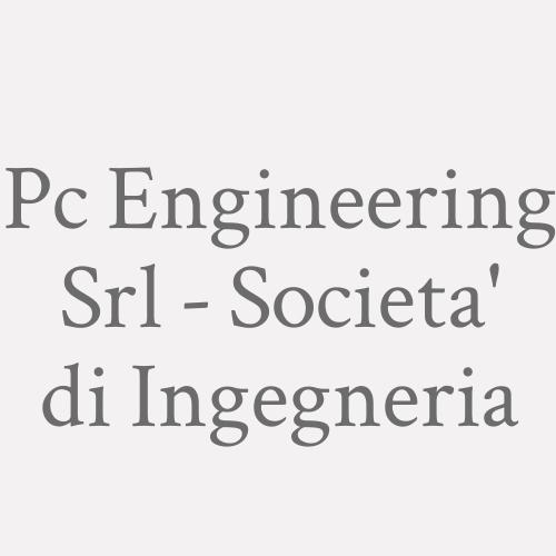 Pc Engineering Srl - Societa' di Ingegneria