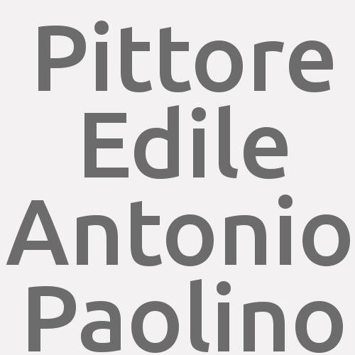 Pittore Edile Antonio Paolino