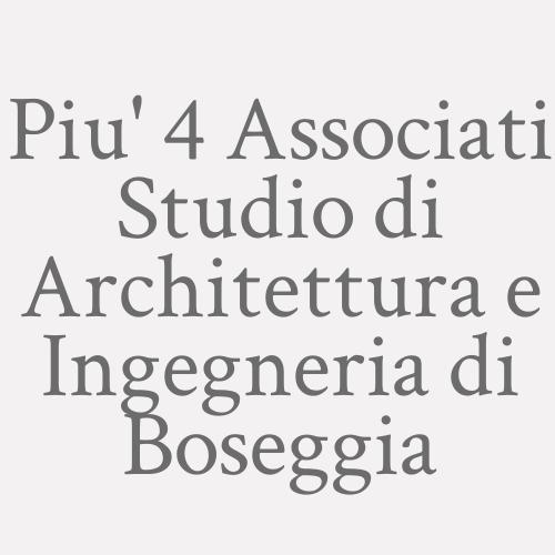 Piu' 4 Associati Studio di Architettura e Ingegneria di Boseggia