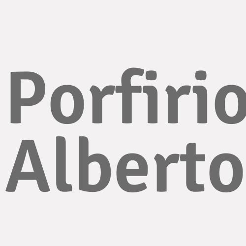 Porfirio Alberto