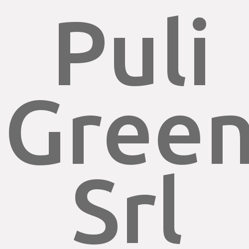Puli Green Srl