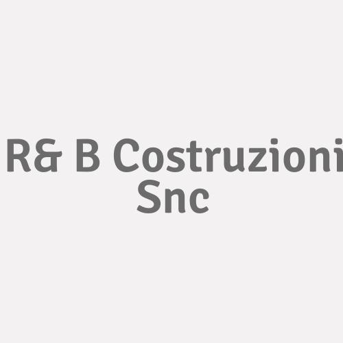 R& B Costruzioni Snc