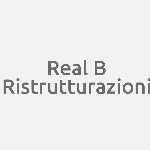 Real B Ristrutturazioni