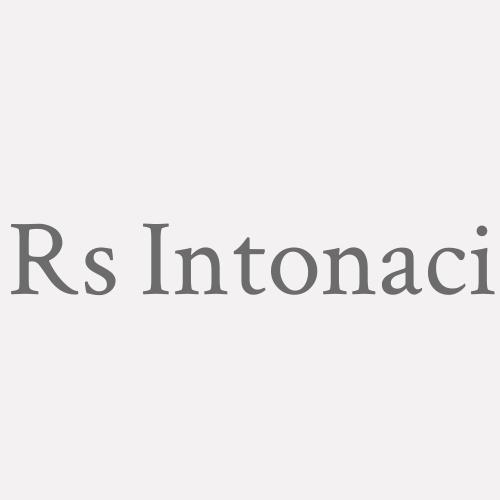 Rs Intonaci