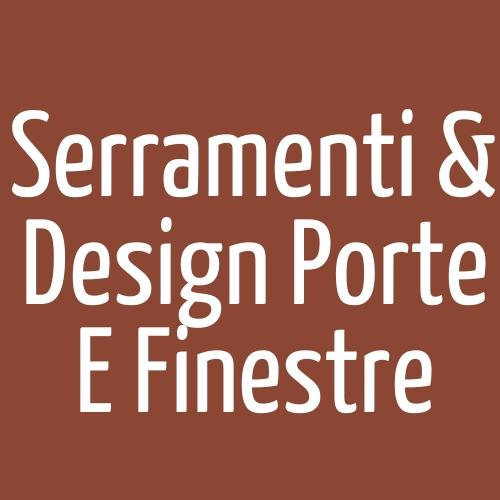 Serramenti & Design Porte E Finestre