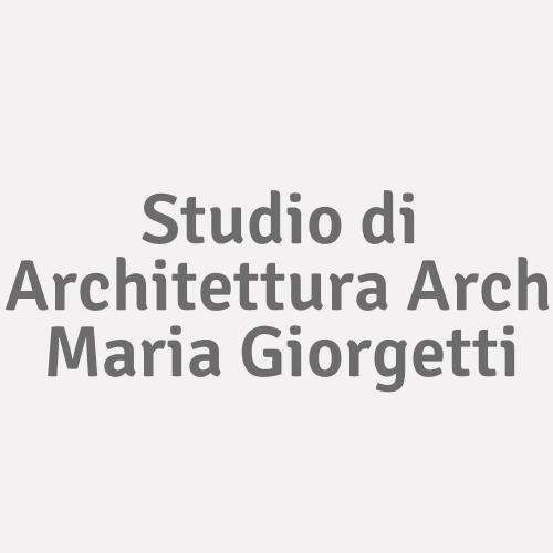 Studio Di Architettura Arch. Maria Giorgetti
