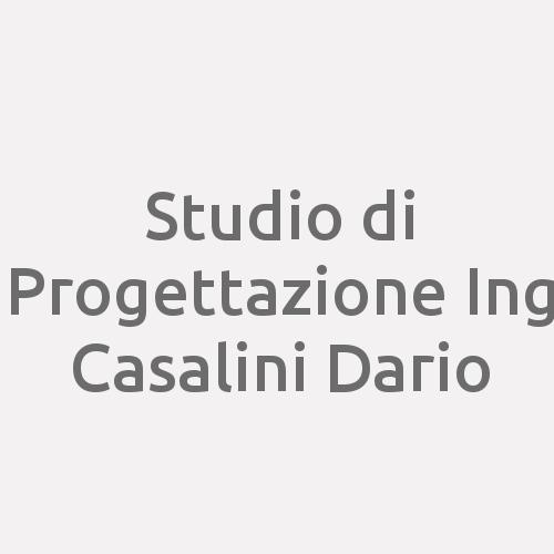 Studio Di Progettazione Ing. Casalini Dario