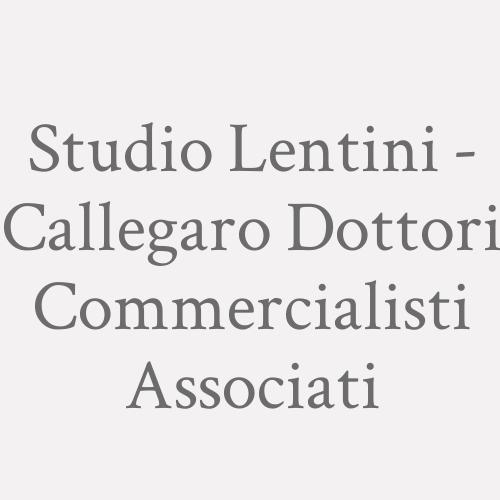 Studio Lentini - Callegaro Dottori Commercialisti Associati