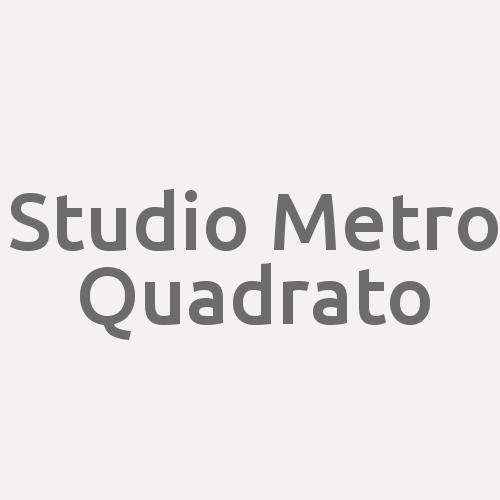 Studio Metro Quadrato