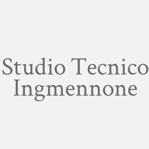 Studio Tecnico Ing.mennone