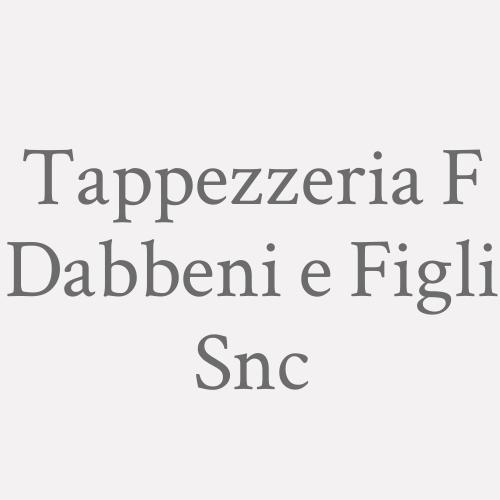 Tappezzeria F. Dabbeni E Figli S.n.c
