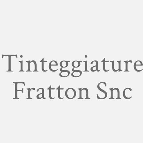 Tinteggiature Fratton S.n.c.