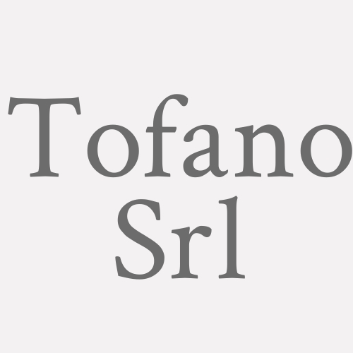 Tofano Srl