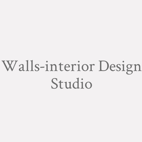 Walls-interior Design Studio