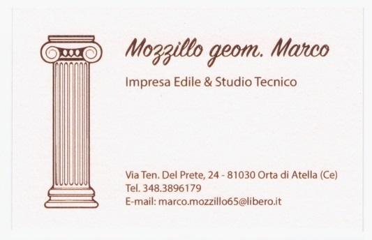 Mozzillo Geom. Marco