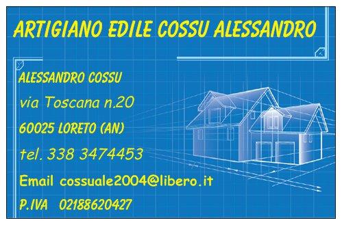 Cossu Alessandro Artigiano Edile