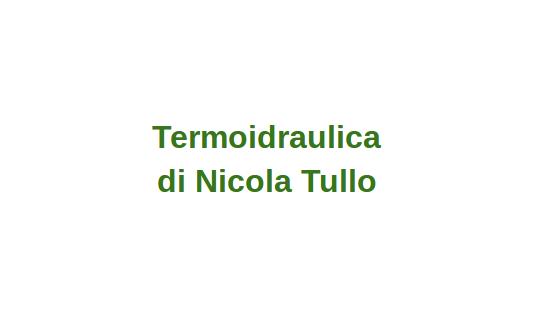 Termoidraulica di Nicola Tullo