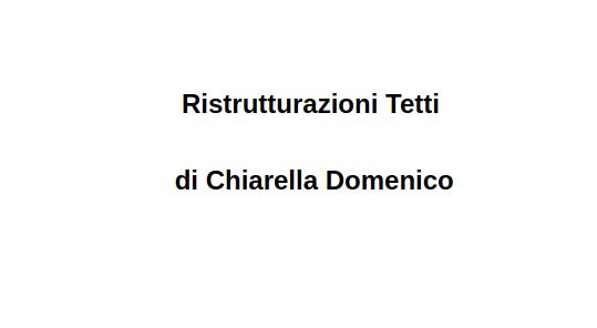 Ristrutturazioni Tetti di Chiarella Domenico