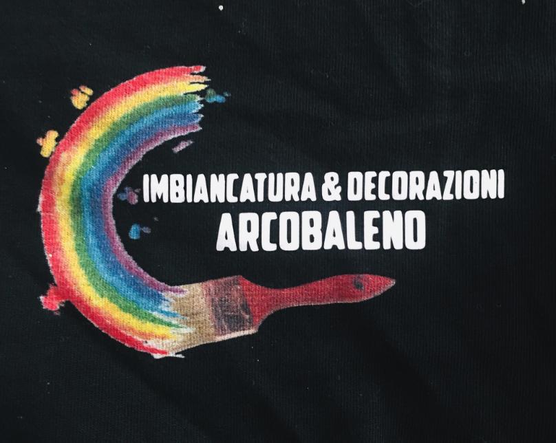 Arcobalenoumbiancatura&decorazioni