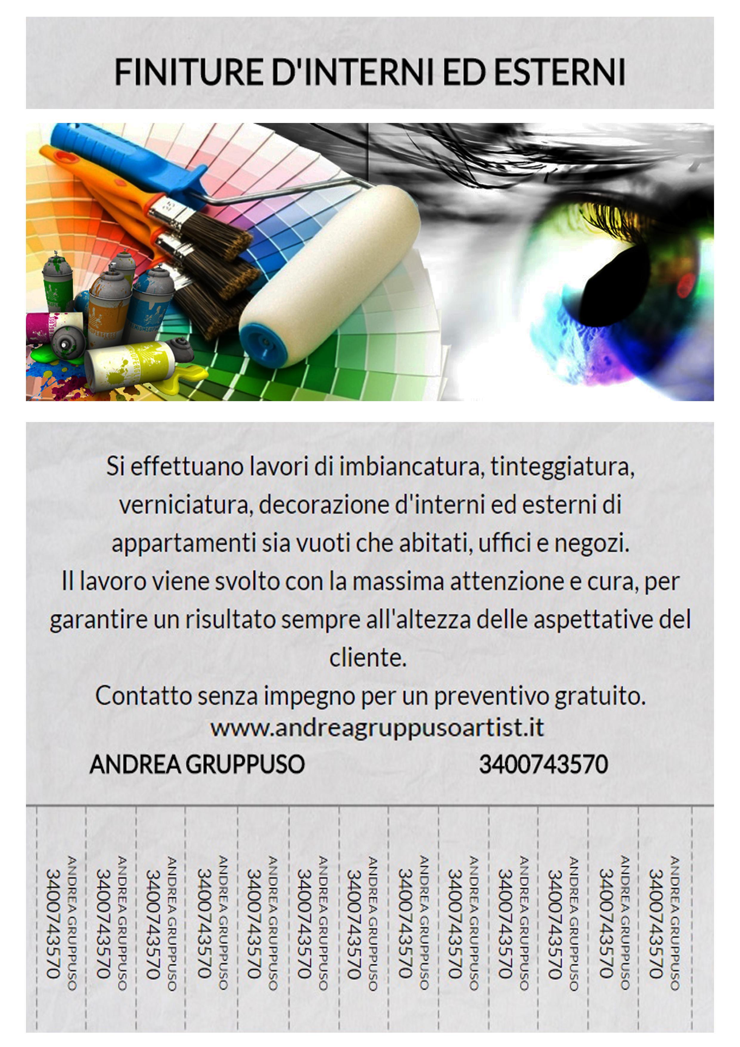 Andrea Gruppuso Designer