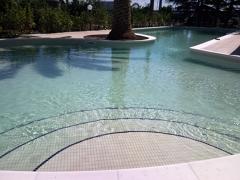 Foto piscine a skimmer a fagiolo de piscine systems 77597 habitissimo - Piscina a fagiolo ...