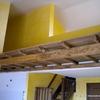 Pulizia casa senza mobili dopo pittura