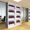 Giardino verticale ufficio