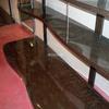 Sostituzione completa balaustre in pvc condominio
