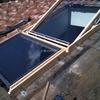 Installazione lucernario o tunnel solare su lastrico solare