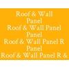 Roof & Wall Panel R & W Panel