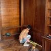 Restauro dipingere serramenti