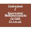 Costruzioni E Lavorazioni Metalmeccaniche Ed Edili Co.l.m.ed.