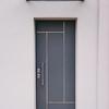 Porte in metallo per casetta