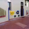 Pavimentare con sanpietrini area gioco scuola