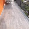 Ampliamento balcone pavimentazione stube