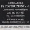 P1 Costruzioni Srl
