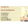 Geometra Arlotti Massimiliano