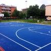 Realizzazione campo basket