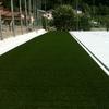 Rifacimento manto di erba sintetica