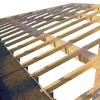 Fornire strutture in legno lamellare e travi di massello per costruttore in bioedilizia