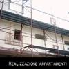 Lavori di completamento di una civile abitazione