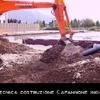 Opere edili e fognature per costruzione nuova stalla per cavalli
