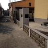 Muro di cinta terreno