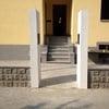 Costruzione scala in muratura
