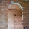 Posatore mattoni paramano per arco in muratura