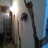 Rifare e/o rinforzare un muro di sostegno di circa di 35 m
