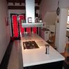 Scheggiatura spigolo top okite cucina